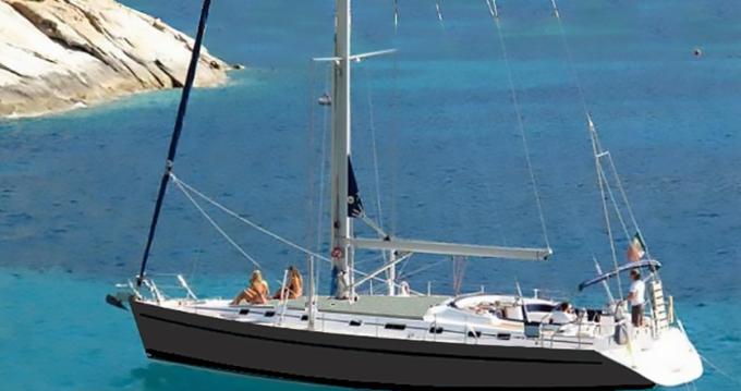 Location bateau Ocean Star 56.1 à Sète sur Samboat