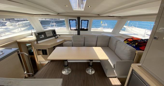 Location bateau Ibiza (Ville) pas cher Lucia 40