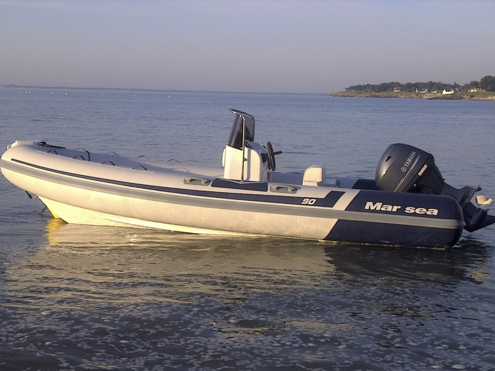 Location yacht à Saint-Philibert - Marsea Marsea SP 90 sur SamBoat