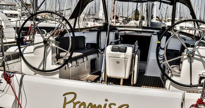 Location bateau Álimos pas cher Sun Odyssey 509 (2015 )( FULL REFIT 2020 - A/C,GENERATOR,INVENTER )