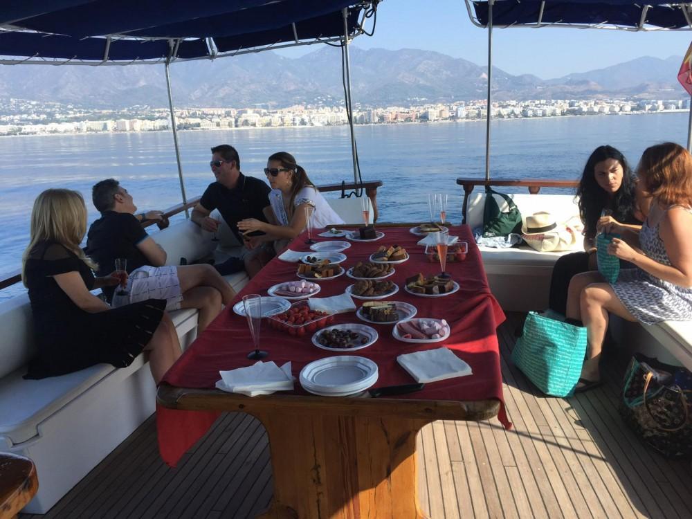 Location yacht à Marbella - Goleta Suite del Mar sur SamBoat