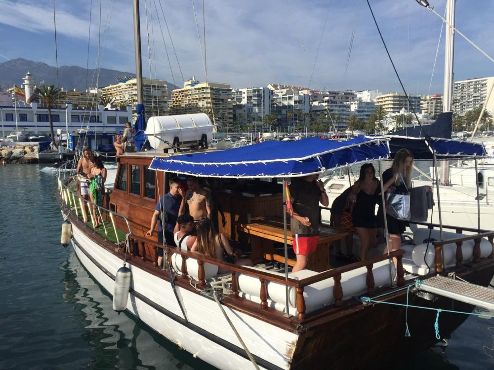 Louer Voilier avec ou sans skipper Goleta à Marbella