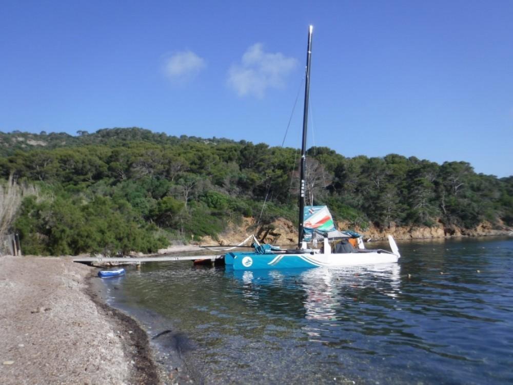 Louer Catamaran avec ou sans skipper marshtrom à Le Lavandou