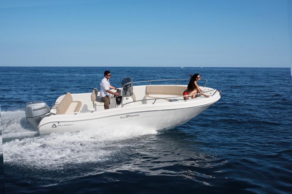 Location bateau Moniga del Garda pas cher 21 Open