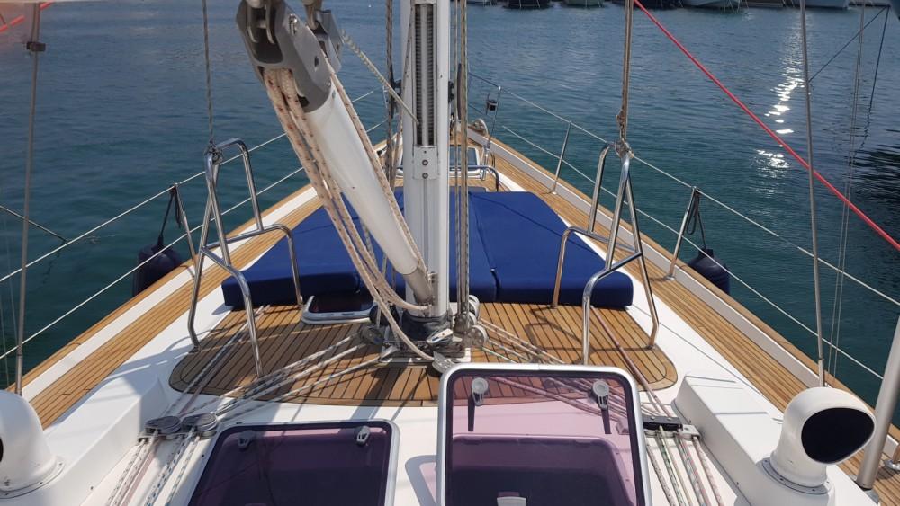 Location yacht à San Javier - Bénéteau Oceanis 50 sur SamBoat