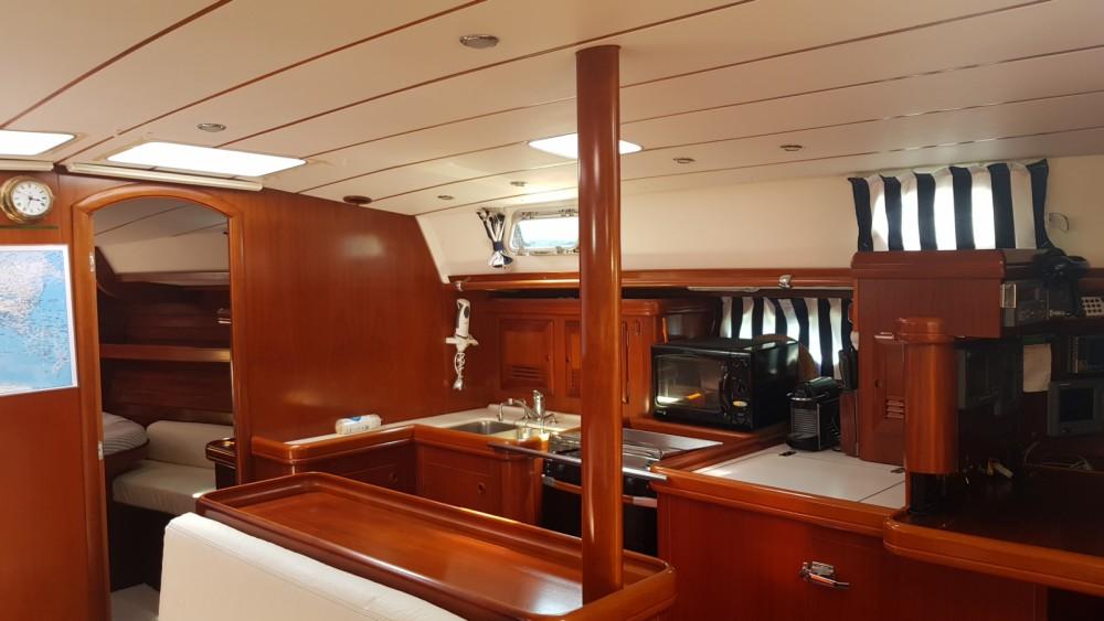 Location bateau Bénéteau Oceanis 50 à San Javier sur Samboat