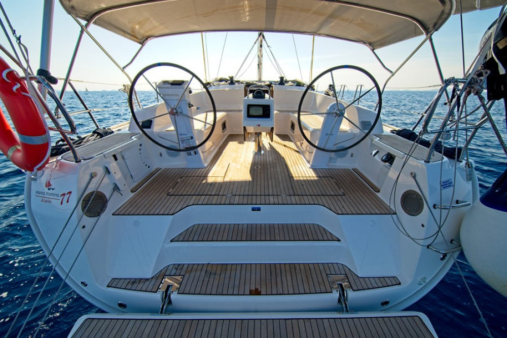 Location bateau Murter pas cher Cruiser 46