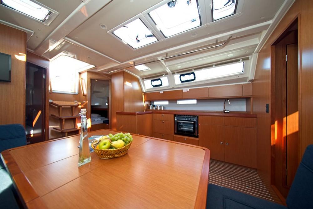 Bavaria Cruiser 46 entre particuliers et professionnel à