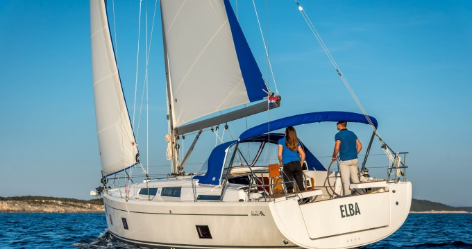 Location yacht à Veruda - Hanse Hanse 418 sur SamBoat
