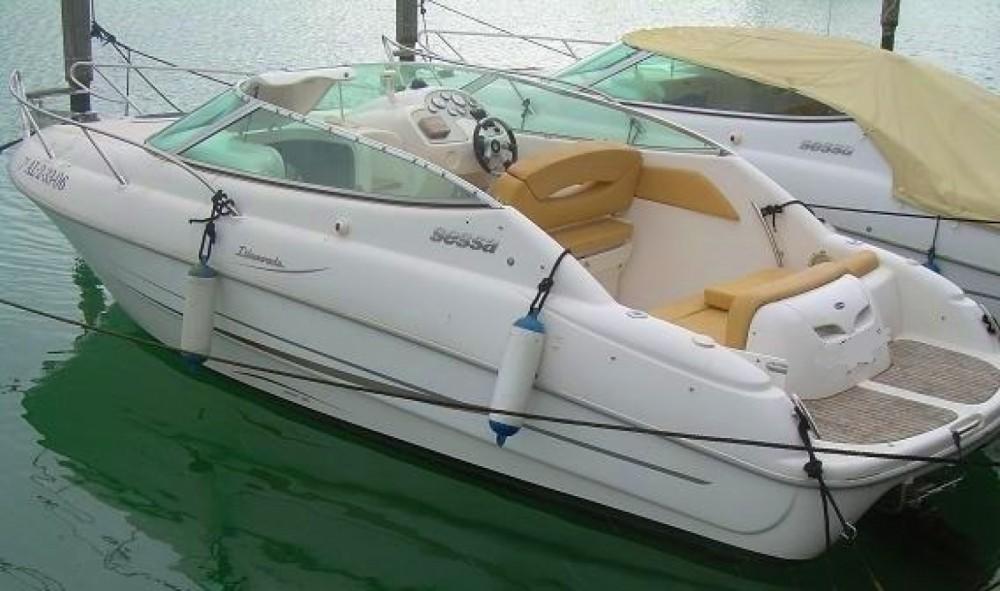 Location Bateau à moteur à Moniga del Garda - Sessa Marine Islamorada 23