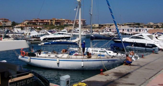 Location bateau Lido di Ostia Ponente pas cher Nelson 46