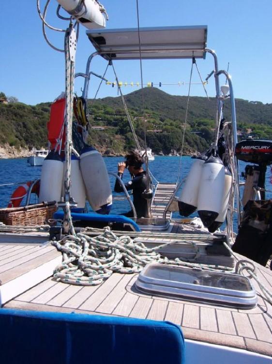Louez un Nelson Yachts Nelson 46 à Gênes