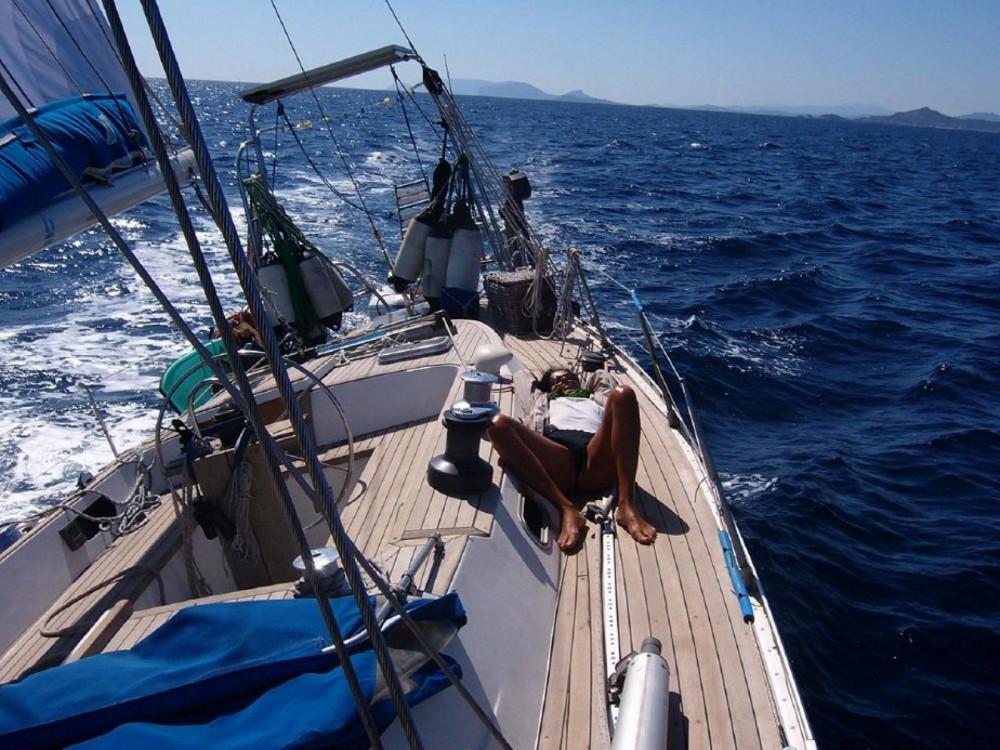 Location yacht à Gênes - Nelson Yachts Nelson 46 sur SamBoat