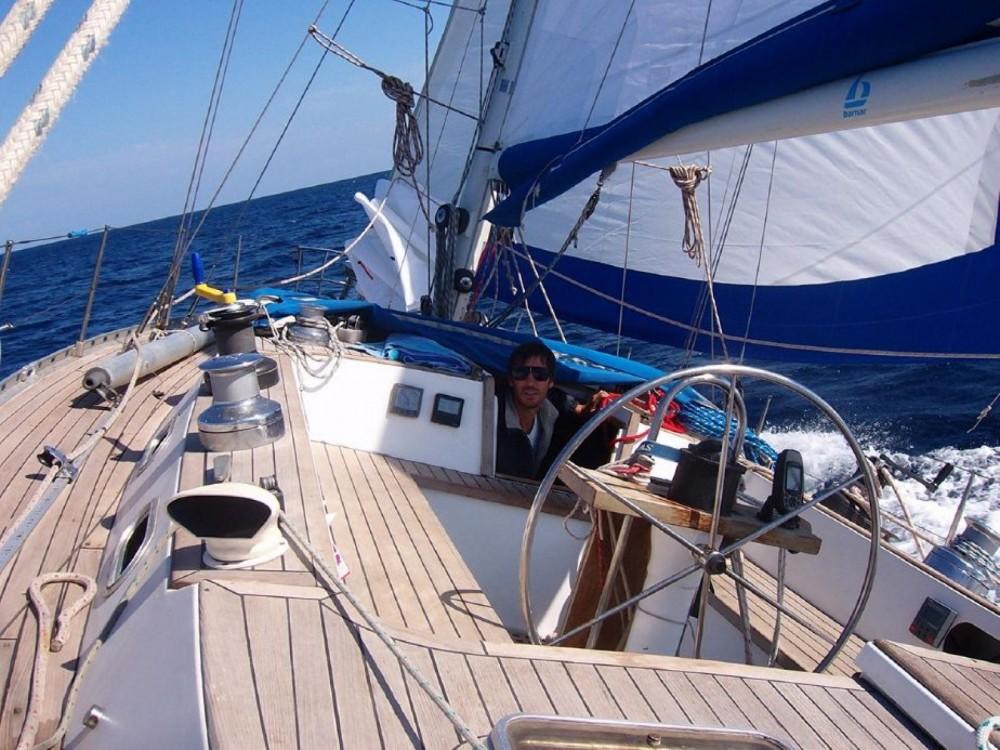 Location Voilier à Gênes - Nelson Yachts Nelson 46