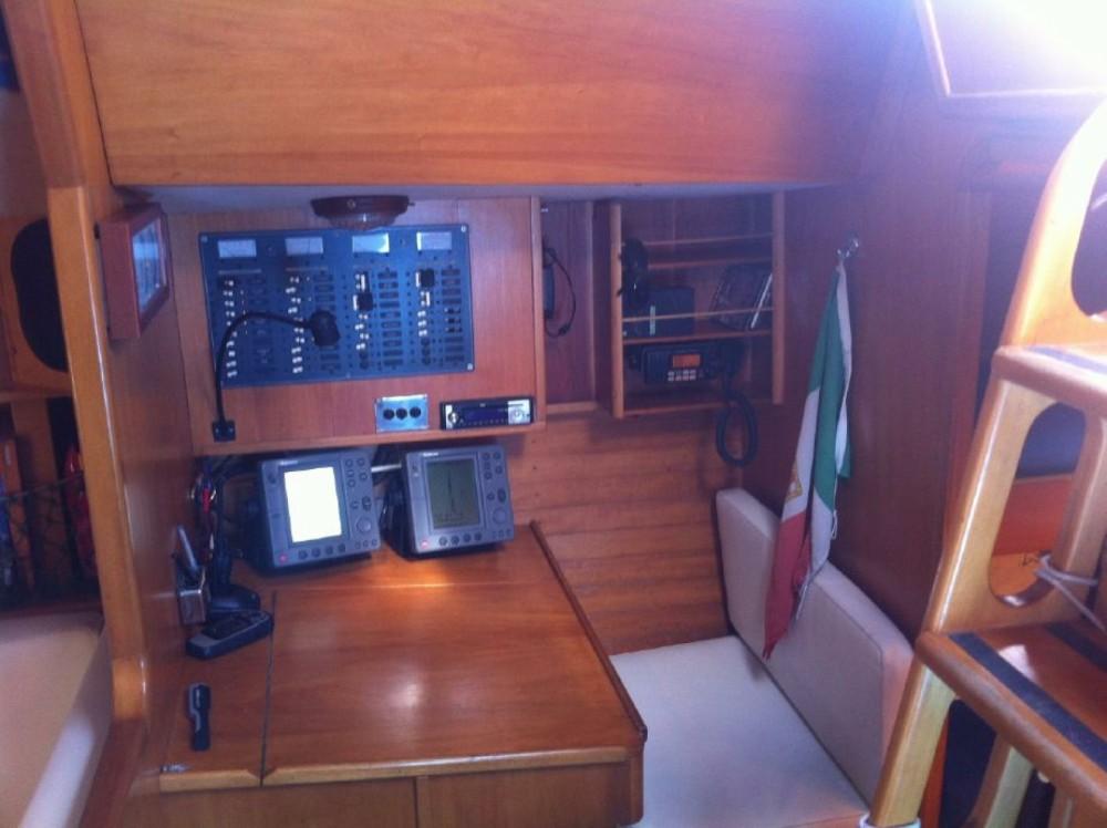 Location Voilier Nelson Yachts avec permis