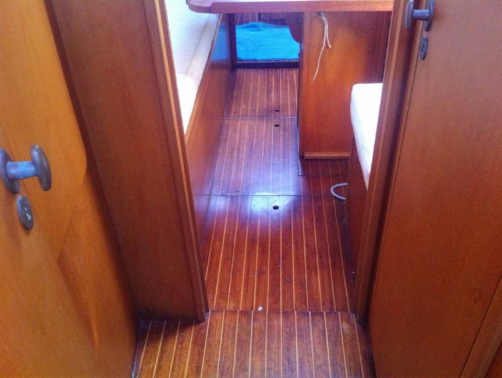 Nelson Yachts Nelson 46 entre particuliers et professionnel à Gênes