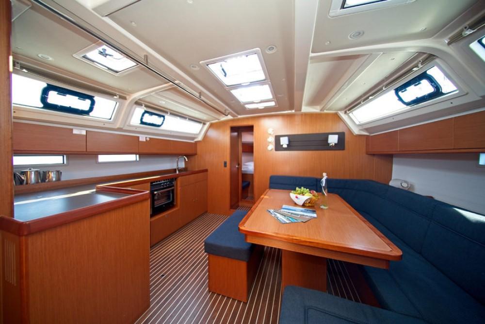 Bavaria Cruiser 46 entre particuliers et professionnel à Murter