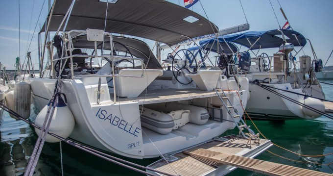 Location yacht à Komolac - Hanse Hanse 575 sur SamBoat