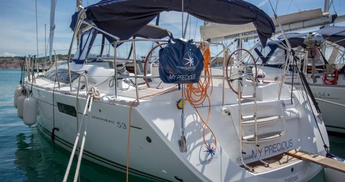 Location bateau Jeanneau Jeanneau 53 à Donji Seget sur Samboat