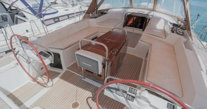 Location bateau Donji Seget pas cher Jeanneau 57