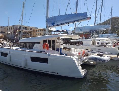 Louer Catamaran avec ou sans skipper Lagoon à Komolac