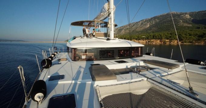 Location yacht à Komolac - Lagoon Lagoon 560 S2 sur SamBoat