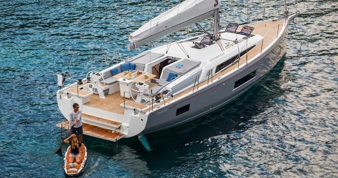 Location yacht à Komolac - Bénéteau Oceanis 46.1 sur SamBoat