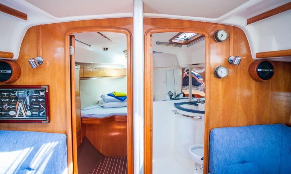 Location bateau Bavaria Bavaria 37 Cruiser à ACI Marina Trogir sur Samboat