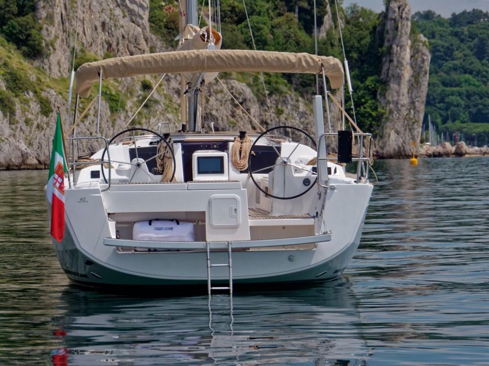 Location bateau Dufour Dufour 412 à Propriano sur Samboat