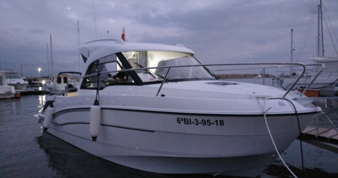 Location bateau Cambrils pas cher Antares 7