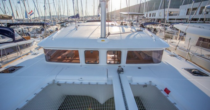 Location yacht à Donji Seget - Lagoon Lagoon 400 S2 sur SamBoat