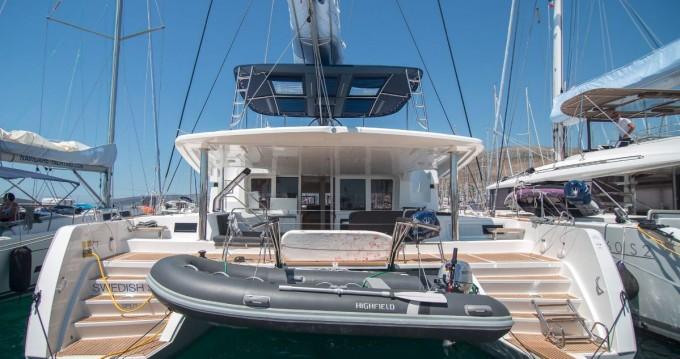 Location Catamaran à Donji Seget - Lagoon Lagoon 52 F