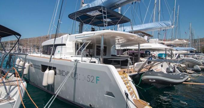 Location yacht à Donji Seget - Lagoon Lagoon 52 F sur SamBoat