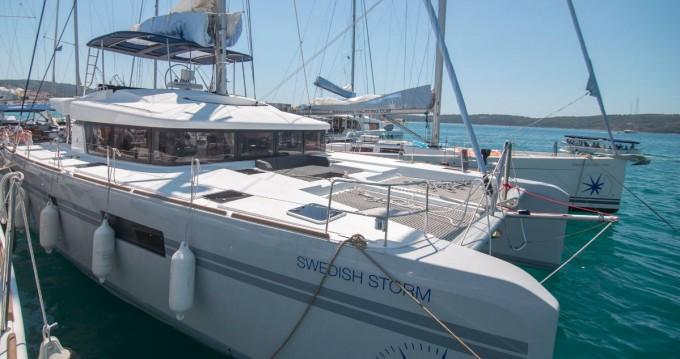 Location bateau Donji Seget pas cher Lagoon 52 F