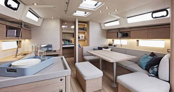 Location yacht à Donji Seget - Bénéteau Oceanis 46.1 sur SamBoat
