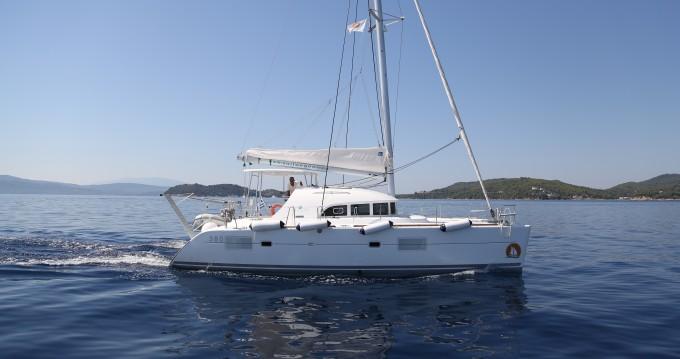 Location bateau Lagoon Lagoon 380 à Volos sur Samboat