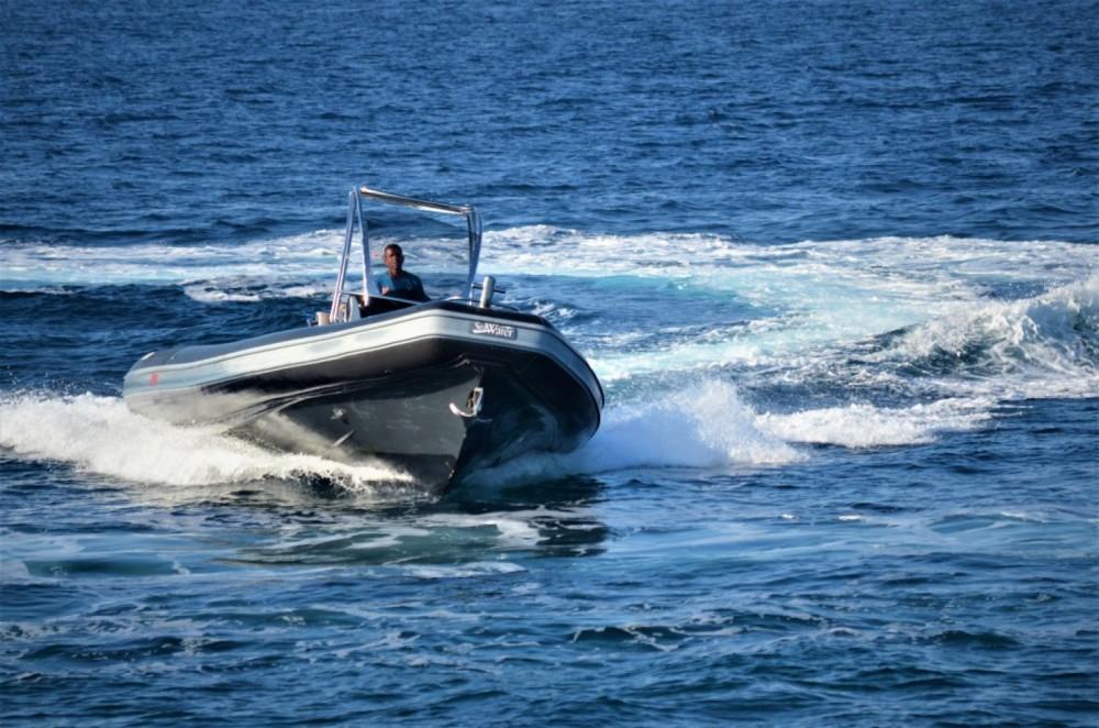 Location bateau Sea Water Smeralda  à Gaios sur Samboat