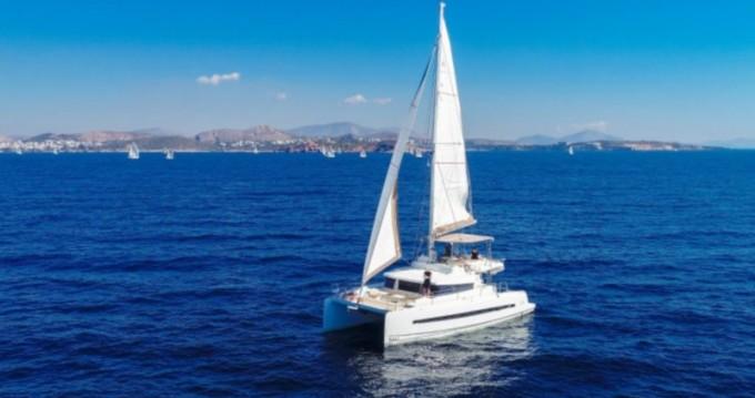 Louer Catamaran avec ou sans skipper Bali Catamarans à Préveza