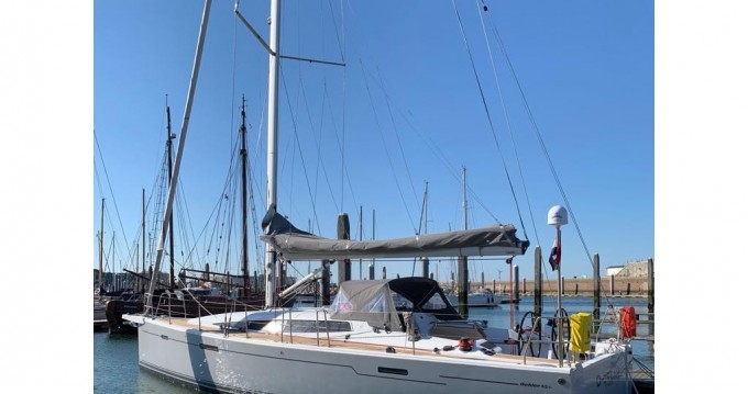 Location bateau Dehler Dehler 42 à Yerseke sur Samboat