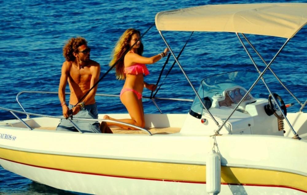 Location yacht à Gaios - Aquamar Ericusa 550 sur SamBoat
