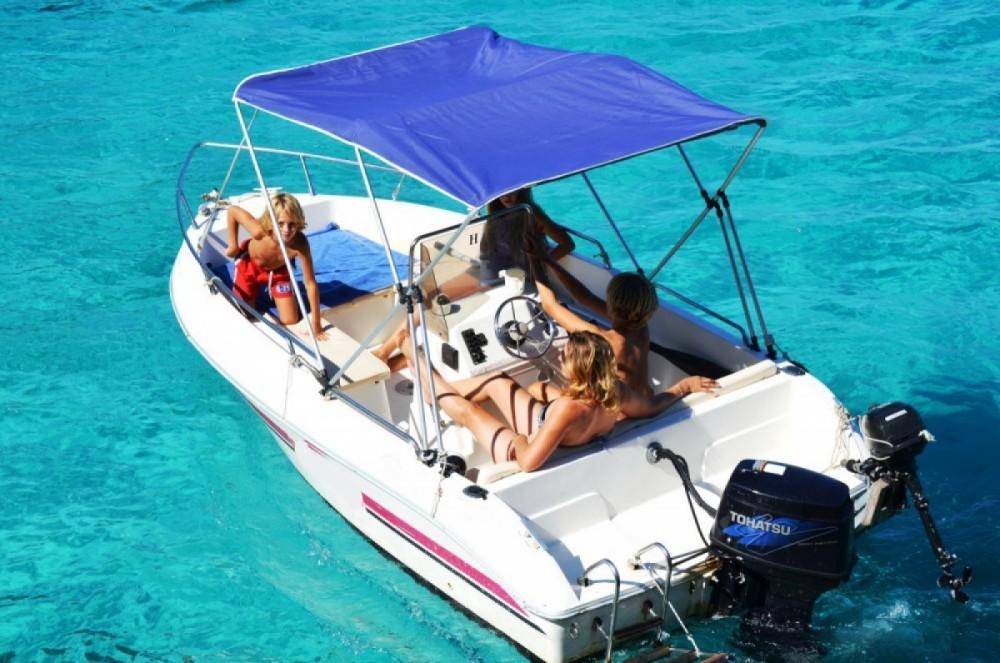 Poseidon 480 Bluewater entre particuliers et professionnel à Gaios