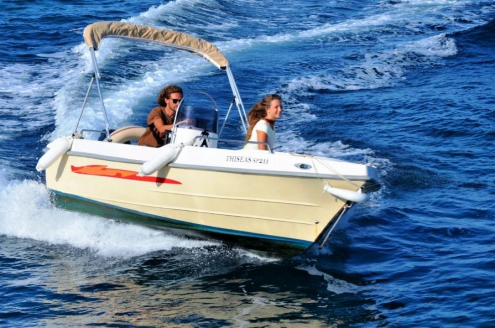 Location bateau Gaios pas cher 500