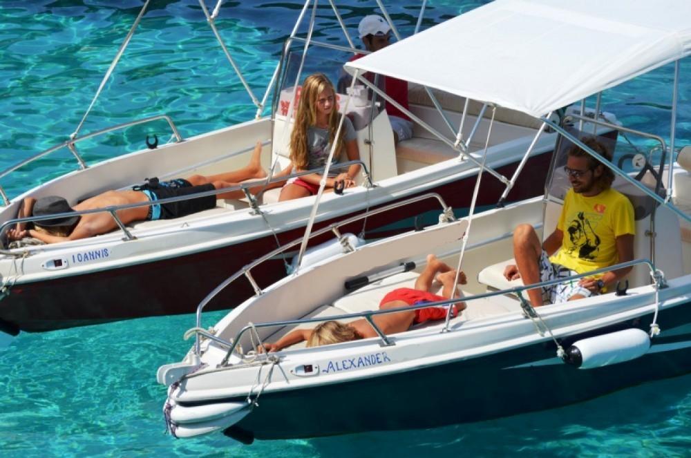Louez un Yachting Club 470 à Gaios