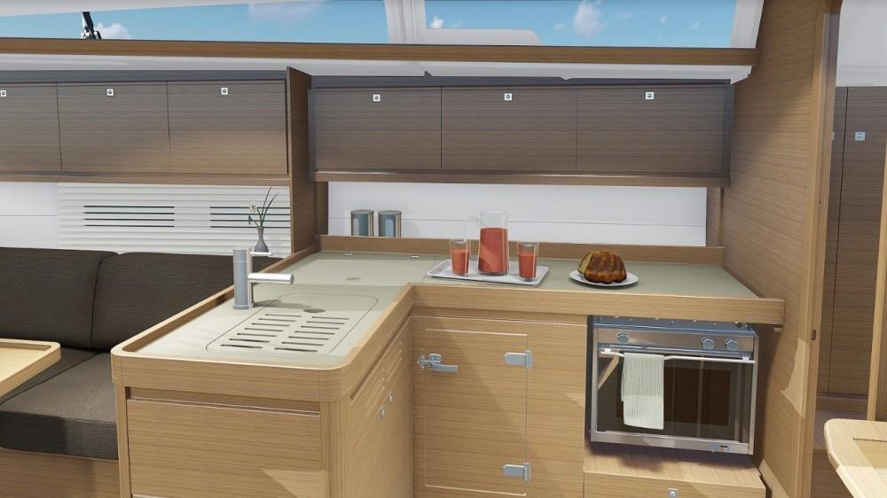 Location yacht à Annapolis - Dufour Dufour 390 GL sur SamBoat