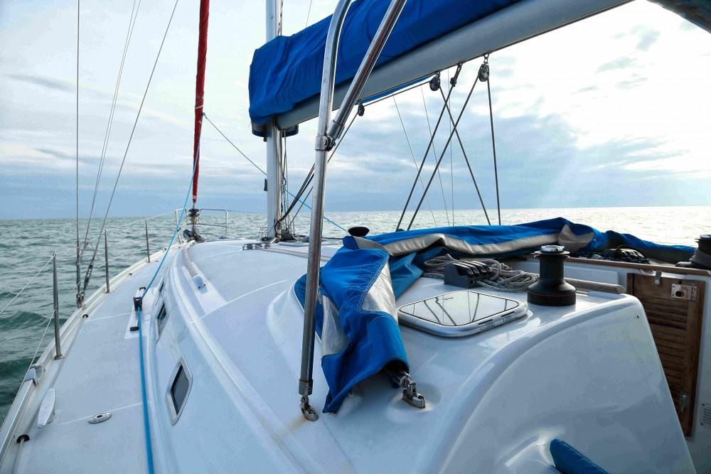 Louer Voilier avec ou sans skipper Bénéteau à Kassándreia
