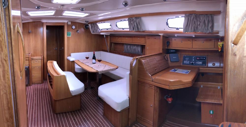 Location bateau Bavaria Bavaria Cruiser 46 Y/B 2009 à Leucade sur Samboat