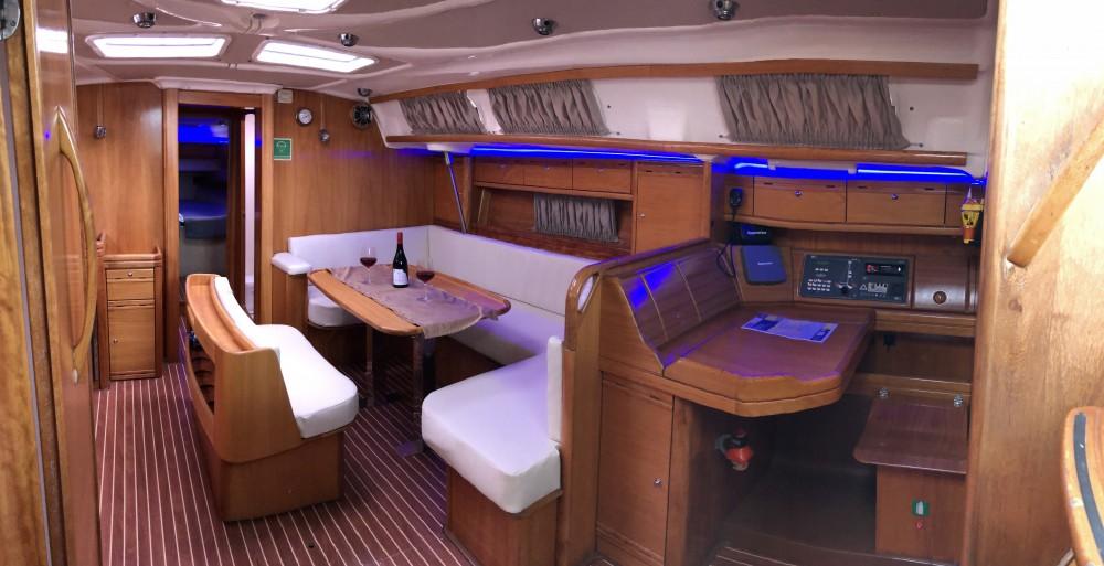 Bavaria Bavaria Cruiser 46 Y/B 2009 entre particuliers et professionnel à Leucade