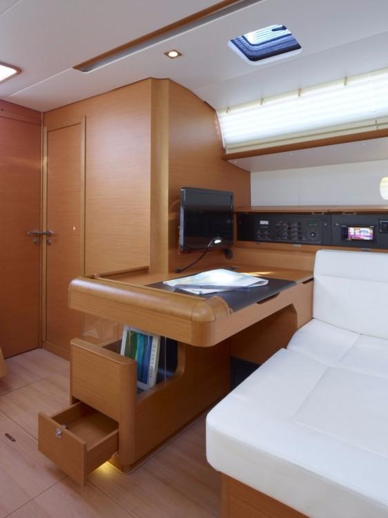 Location yacht à Saint-Mandrier-sur-Mer - Jeanneau Sun Odyssey 519 sur SamBoat