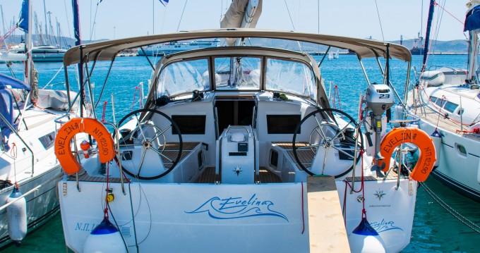 Location yacht à Kos - Jeanneau Sun Odyssey 410 sur SamBoat
