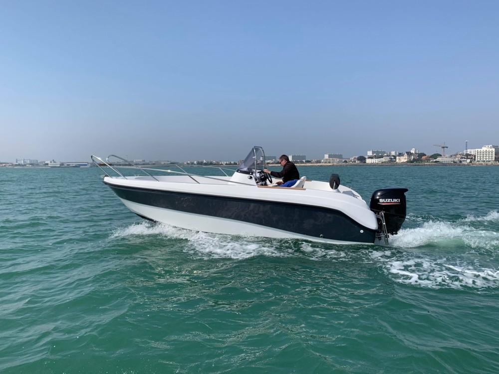 Location bateau La Rochelle pas cher Open 605
